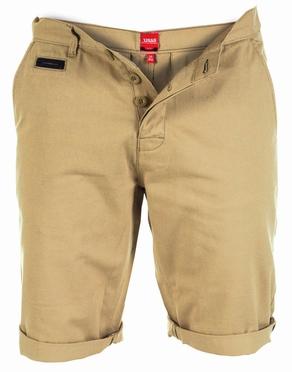 Chino shorts 'JOSH', stone beige