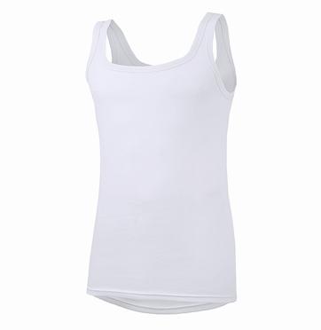 ROYAL hemd extra lang, wit