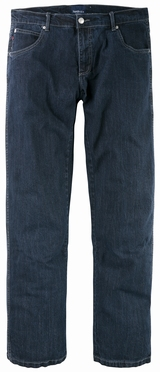 North 56°4 stretch jeans model Mick L34, blue wash