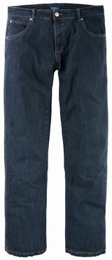 North 56°4 stretch jeans model Mick L34, blue wash
