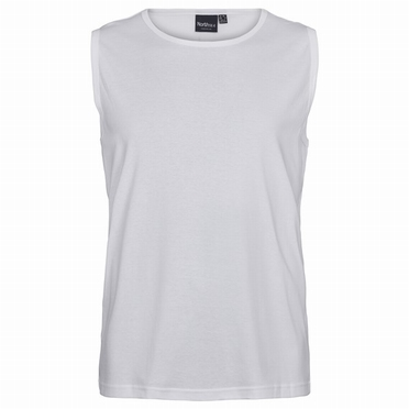ALLSiZE onderhemd, wit
