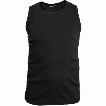 ALLSiZE onderhemd, zwart