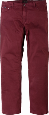 "5-pocket jeans ''True Legends"" model Ringo, donkerrood"