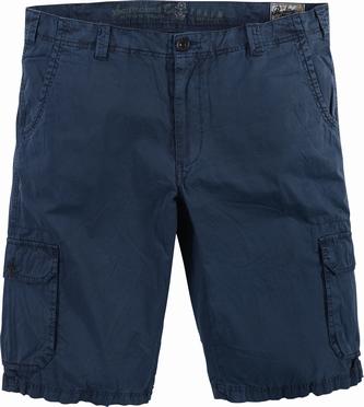 Replika cargo shorts, navy
