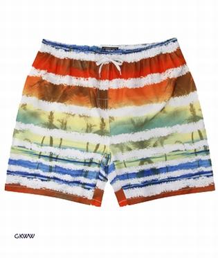 Zwemshorts Bont, kleurenmix