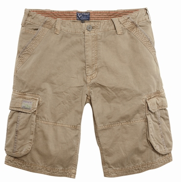 North 56°4 cargo shorts, sand