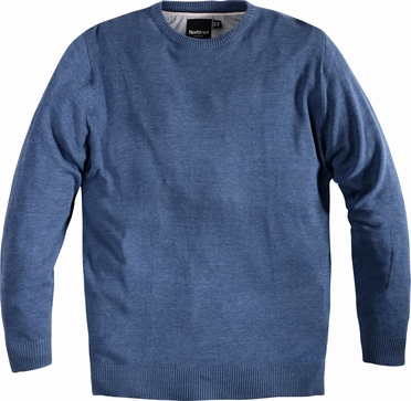 North 56°4 pullover, denim blauw