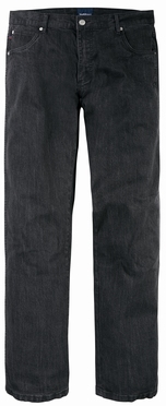 North 56°4 stretch jeans model Mick L34, black wash