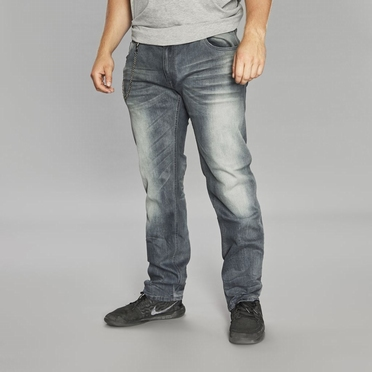 Replika Jeans model Ringo L34, grey used wash
