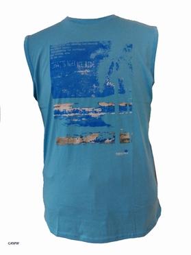 Replika tanktop Beach, turquoise