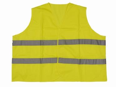 Fluoriserend geel veiligheidsvest