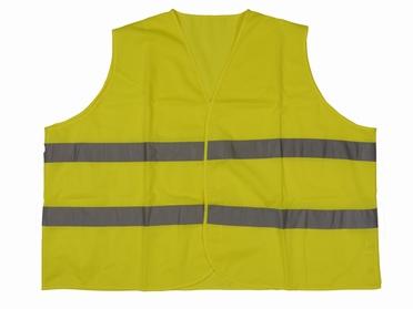 Fluoriserend geel veiligheidsvest - 10XL