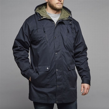 North 56°4 3-in-1 winterjack (met binnenjack), navy
