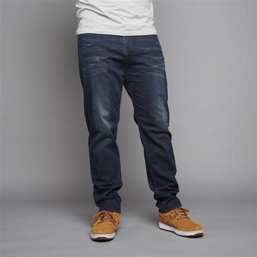 North 56°4 stretch WENDELL L32, blue used wash