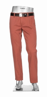 Alberto Chino Lou Compact Cotton, rood