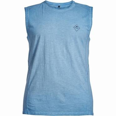 Replika singlet dye yarn, light blue