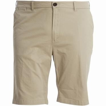 North 56°4 Chino shorts m. stretch, sand