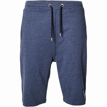 North 56°4 sweat capri m. tricot boord, navy