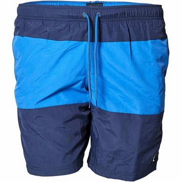 North 56°4 Zwemshorts 2-color, blauw/navy