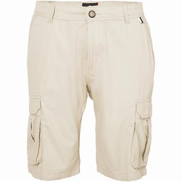 North 56°4 Cargo shorts met stretch, sand