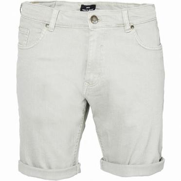 Replika 5-pocket shorts met stretch, sand