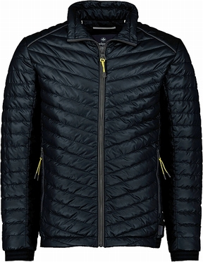 Redpoint puffer winterjas PAN, zwart
