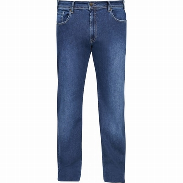 Replika Jeans model RINGO  stretch, blue used wash