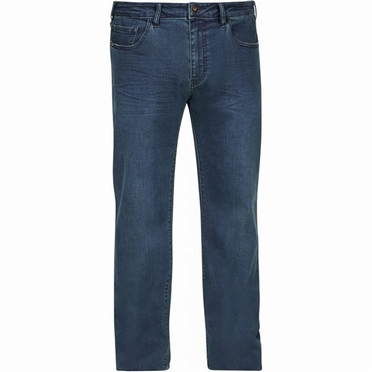 Replika Jeans Ringo jeans m. stretch L32, blue wash