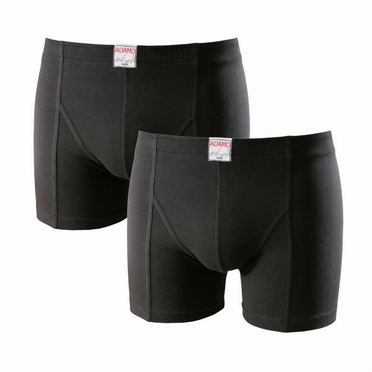JACK boxershort m. stretch (set van 2), zwart