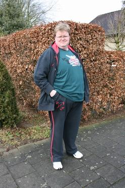 Ahorn Sportswear trainingspak jas+broek