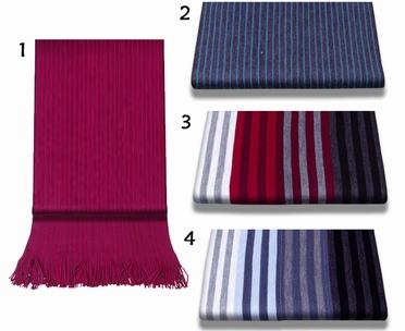 Modieuze sjaal, diverse kleuren