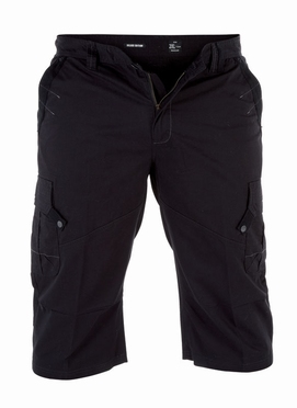 Multi pocket Capri 'WILFRED', zwart