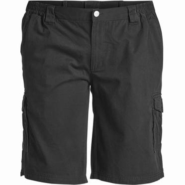 North 56°4 Cargo shorts, zwart