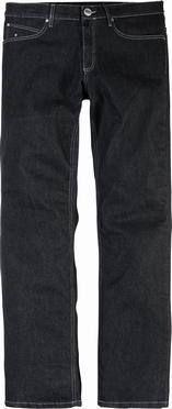 "Stretch Jeans L34"", Black wash"
