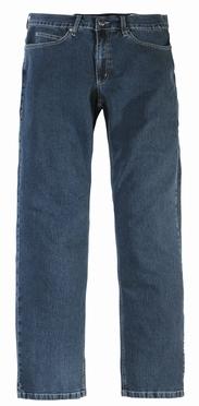 "Stretch Jeans L34"", Blue wash"