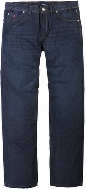 North 56°4 jeans 'Essentiale', dark blue