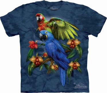 T-shirt Tropical Friends
