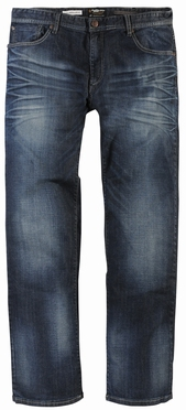 Replika jeans model Mick L34, dark blue washed