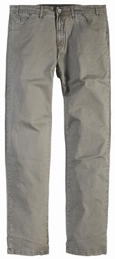North 56°4 5-pocket twill jeans broek, dark sand