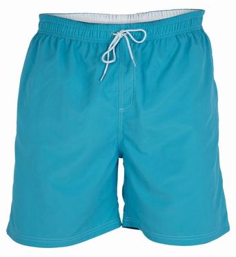 D555 Zwemshort, blauw