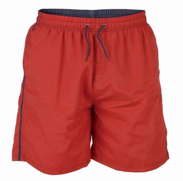 D555 Zwemshort, rood