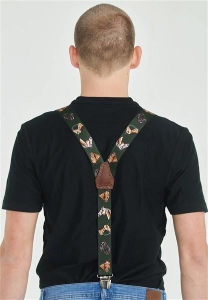 Bretels in Y-vorm met dieren