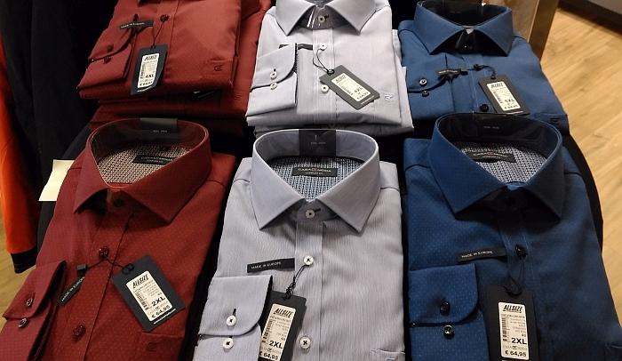 Casa Moda strijkvrij Comfort Fit overhemd LM, blauw