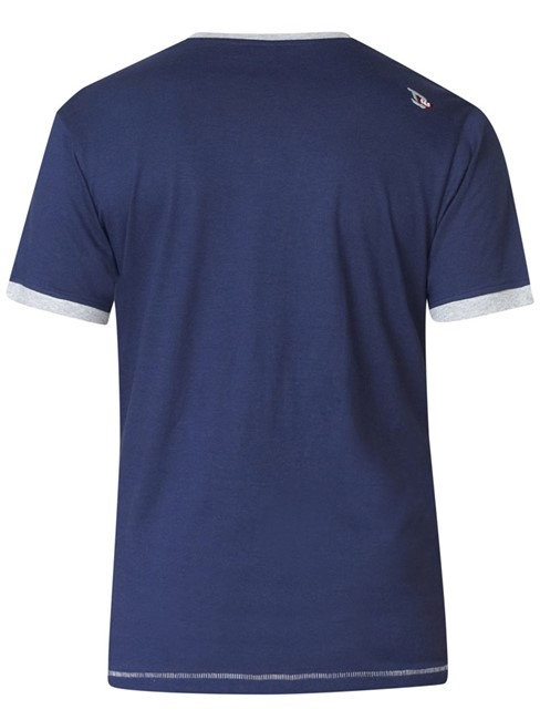 D555 T-shirt 'Downtown Brooklyn', navy