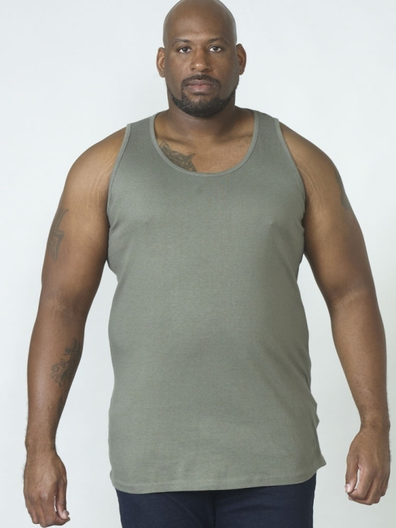 DUKE Tank top, khaki