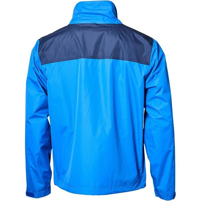 North 56°4 funtional outdoor regenjack 5000mm, blauw
