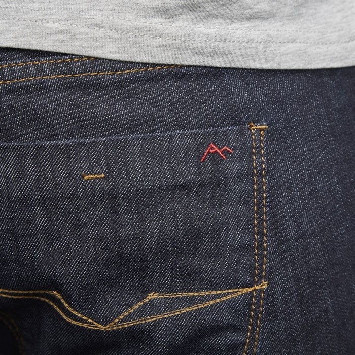 North 56°4 Jeans m. stretch RINGO L34, blue stone wash