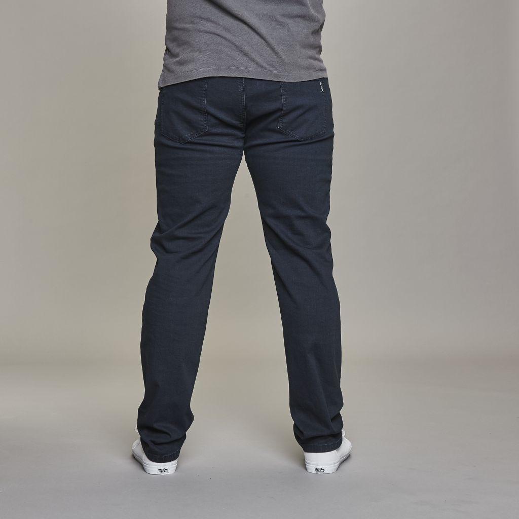 North 56°4 Replika twill jeans Ringo L34, navy