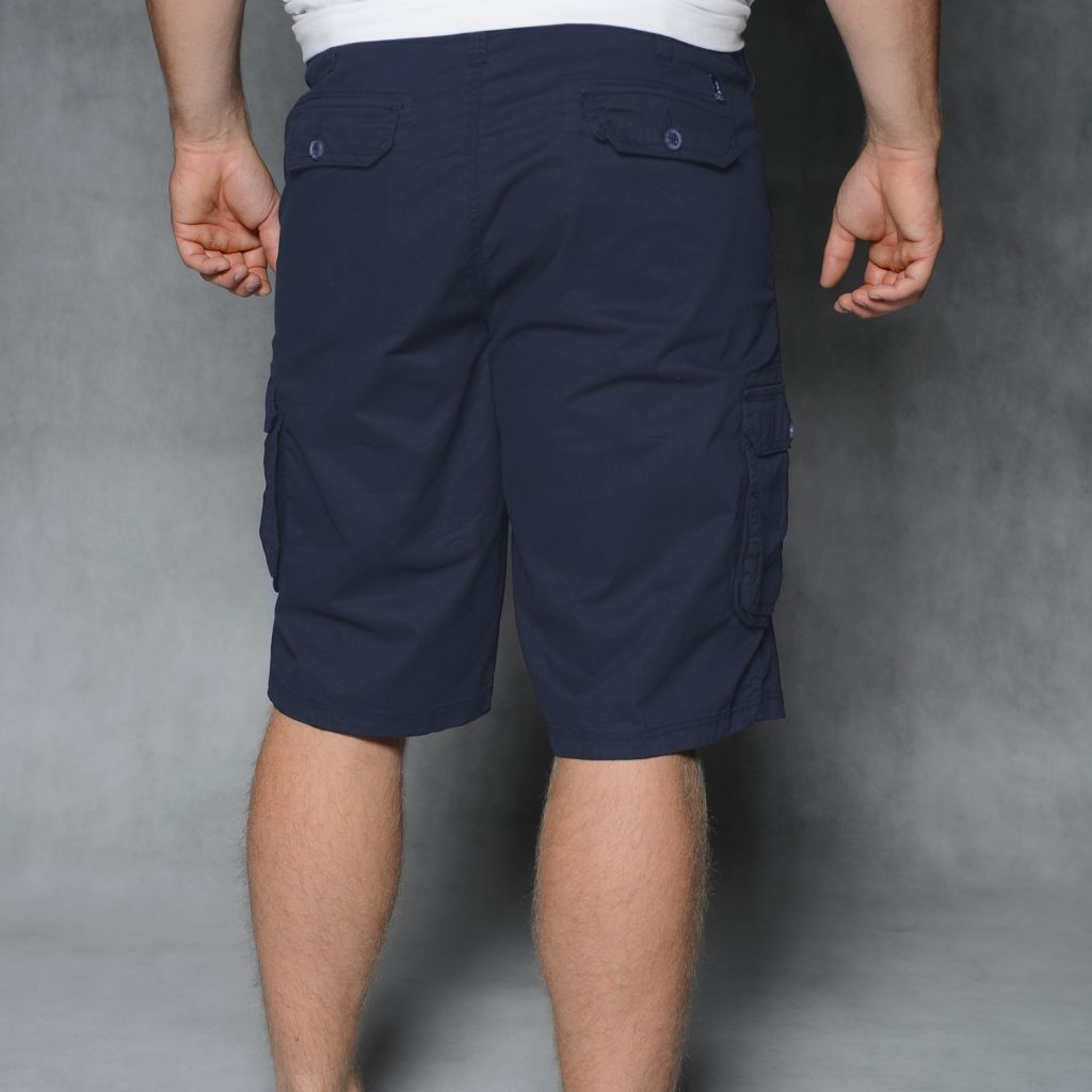 North 56°4 Shorts m. stretch Icons, navy