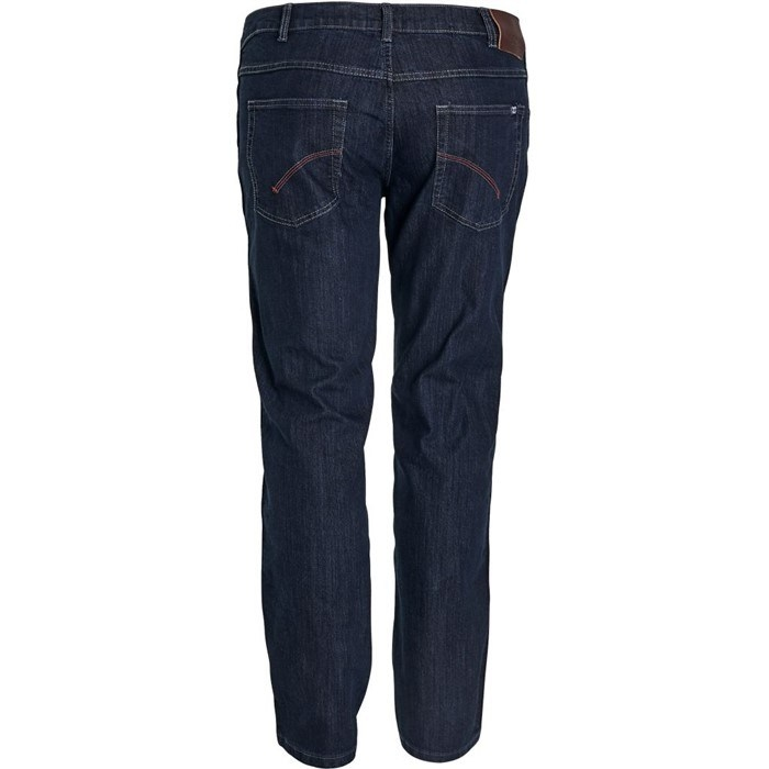 North 56°4 stretch jeans model Mick L32, blue wash